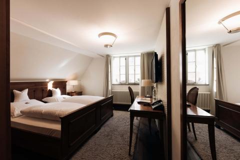 Hotel & Apartments Kulturbrauerei Heidelberg - Hotezimmer buchen